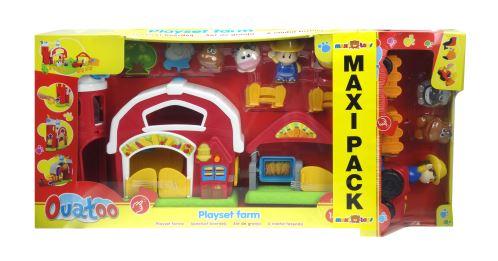 Maxi Pack ferme + tracteur