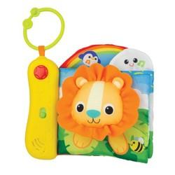 Livre Sensory Lion