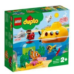 L'aventure en sous-marin - LEGO DUPLO - 10910
