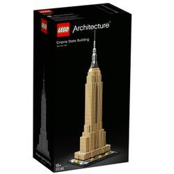 L'Empire State Building - LEGO  Architecture - 21046