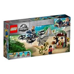 Dilophosaure en liberté - LEGO Jurassic World - 75934