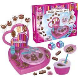 Mini délice - Atelier Chocolat 5 en 1