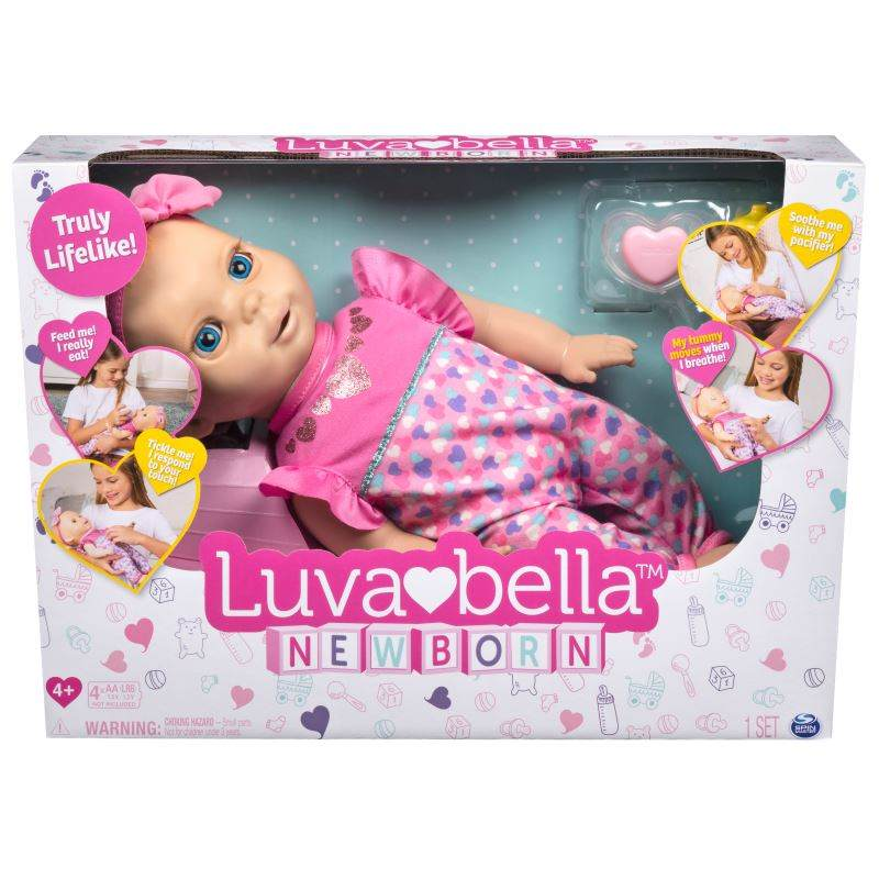 Luvabella nouveau-né 35cm