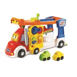 Tut Tut Bolides - Super camion piste Zig-Zag