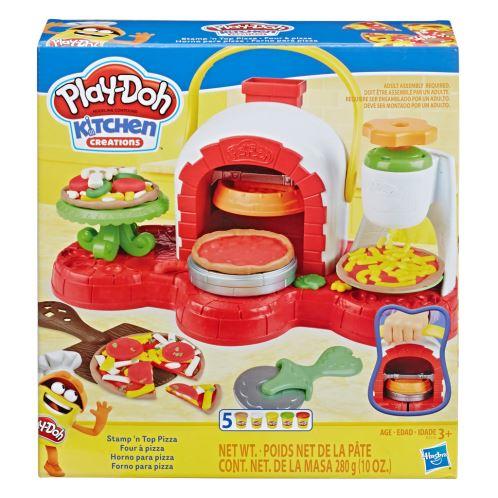Play-Doh Kitchen Creations - Four à pizzas