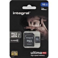 Carte MicroSD 16Gb Class10