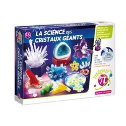 La science des cristaux géants