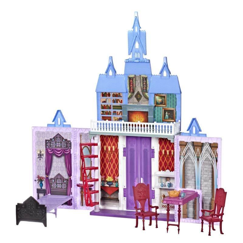 Chateau d Arendelle - La Reine des Neiges 2