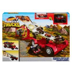 Hot Wheels Monster Trucks - Camion Piste Géant