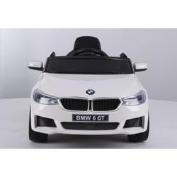 BMW GT 12V Blanche avec télécommande parentale