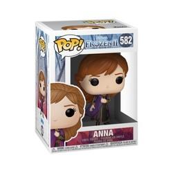 Figurine Funko Pop! La Reine des Neiges 2 - Anna
