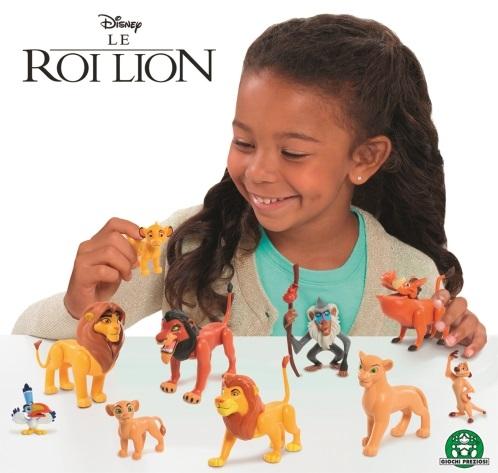 Le Roi Lion - Coffret 10 figurines