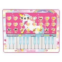 Clavier musical tablette Licorne