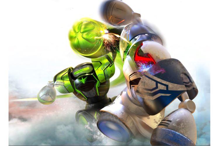 Robot Kombat battle pack