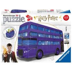 Puzzle 3D Magicobus Harry Potter