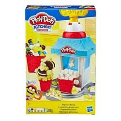 Play-Doh Kitchen Creations - La machine à pop corn