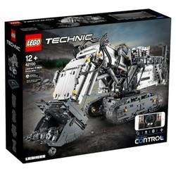 La pelleteuse Liebherr R 9800 - LEGO Technic - 42100