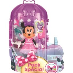 Pack Minnie Fashionista Shopping + Minnie Bowcket