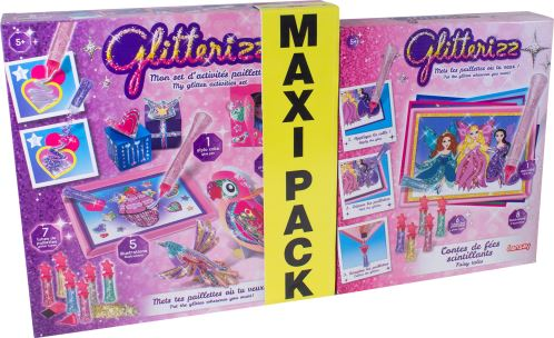 Maxi Pack Glitterizz