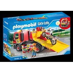 Camion de dépannage - PLAYMOBIL City Life  - 70199