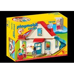 Maison familiale - PLAYMOBIL 1.2.3  - 70129
