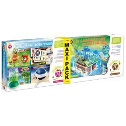 Maxi Pack Super kit scientifique + Laboratoire de botanique