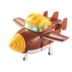Super Wings - Avion Transformable - Todd