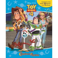 Toy Story 4 - Comptines et Figurines