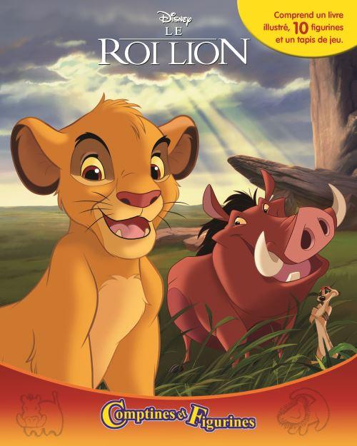 Le Roi Lion - Comptines et Figurines