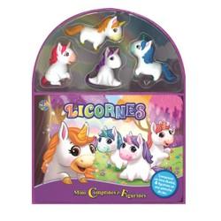 Un monde de licornes - Mini comptines et figurines