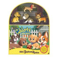Chiots adorables - Mini comptines et figurines