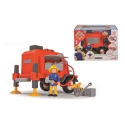Sam le Pompier - Remorque et figurine
