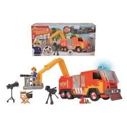 Sam le Pompier - Camion pompier Jupiter
