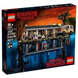 La maison dans le monde à l'envers - LEGO Stranger Things - 75810