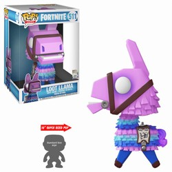 "Figurine Funko Pop! Fortnite S3 - Loot Lama 10"""