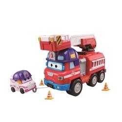 Camion de pompier Rescue Riders Super Wings