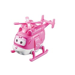 Super Wings - Transform-a-Bots - Mini figurine Dizzy