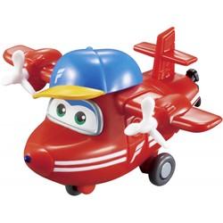 Super Wings - Transform-a-Bots - Mini figurine Flip