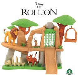 Le Roi Lion - Playset La Terre des Lions