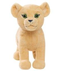 Le Roi Lion - Peluche sonore 35 cm - Nala