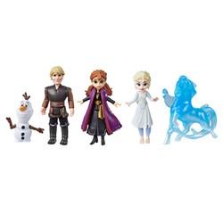 La Reine des Neiges 2 - Pack 5 poupées