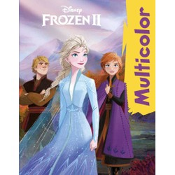 Multicolor - La Reine des Neiges 2