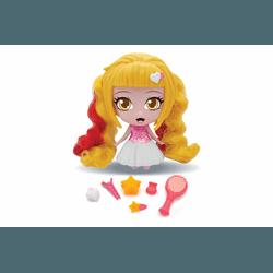 Poupée Fancy - Rose