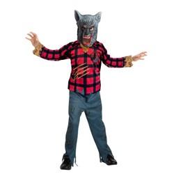 Déguisement Halloween Deluxe - Loup Garou - Taille 110