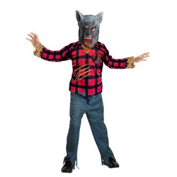 Déguisement Halloween Deluxe - Loup Garou - Taille 128