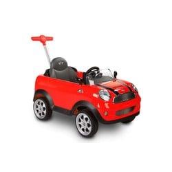 Voiture à pousser Mini Cooper - Rouge