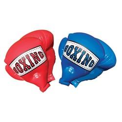 Paire de gants de boxe gonflables géants