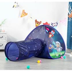 Tente Galaxy avec tunnel