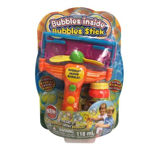 Bubbles inside Bubbles
