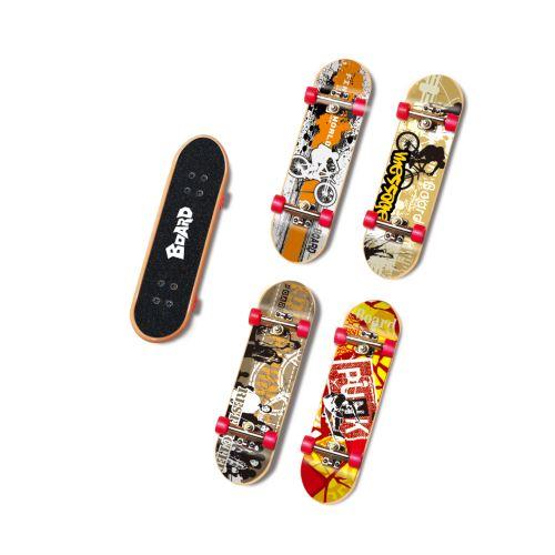 Finger Skate - Pack de 4 pièces